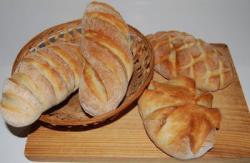 Fresh Crusty Mediterranean Recipes Bread