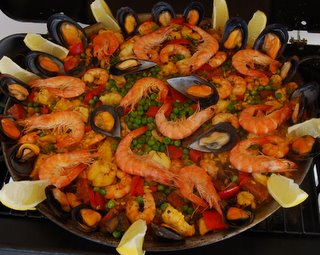 Fabulous Fish Paella