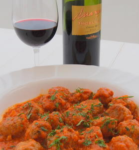 Albondigas - Perfect Spanish Meatballs
