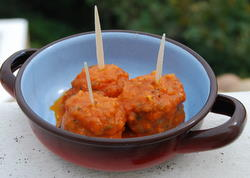 Great Spanish Meatballs - Albondigas