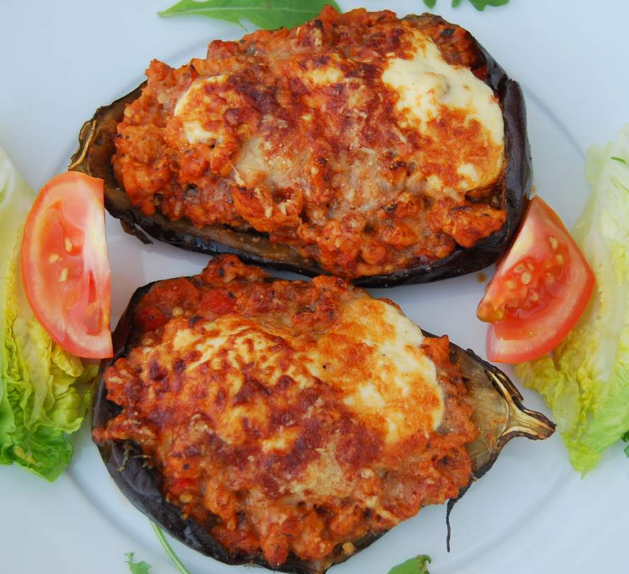 Food pictures videos and slide shows mediterranean for Aubergine cuisine