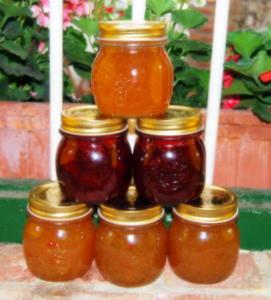 Delicious Homemade Mediterranean Jam