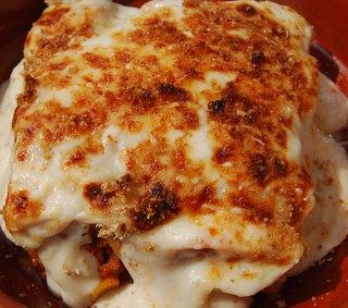 Creamy Lasagne Bolognese
