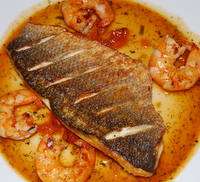 Snapper Recipe - Lubina