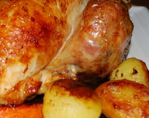 Great Mediterranean Roast Chicken Recipe