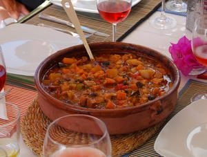 Great Chicken Tagine