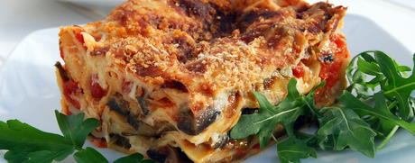 Vegetable Lasagne Recipe