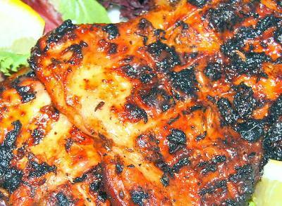 Yummy Chilli Chicken